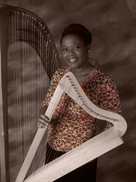 Winifred Garrett, Big Harp and Small Harp